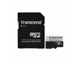 Transcend 64GB MicroSD Card with Adapter