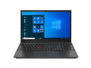 Lenovo ThinkPad E15 G2, i5 11th Gen, 8GB Ram, 512GB SSD, Display15.6Inc, Windows 10 Pro, 3 Years Warranty