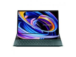 ASUS ZenBook Duo 14 UX482EG, i5 11th Gen, 8GB Ram, 512GB SSD M.2 NVMe, Display14 Inc, Windows 10 Home, 2 Years Warranty