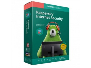 Kaspersky Internet Security - 3 Device, 1 Year