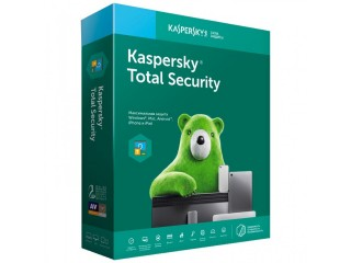 Kaspersky Total Security - 1 Device, 1 Year