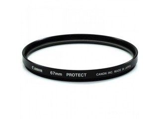 Canon 67 mm Protect Lens Filter