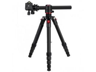 K&F TM2515T Camera Tripod Monopod Kit 60inch for DSLR Cameras