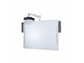 TACTEASY Interactive Whiteboard (TE- 86FT) with Multimedia Projector